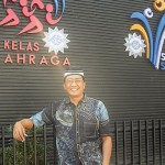 Pak Sudarusman kepala sekolah Idaman