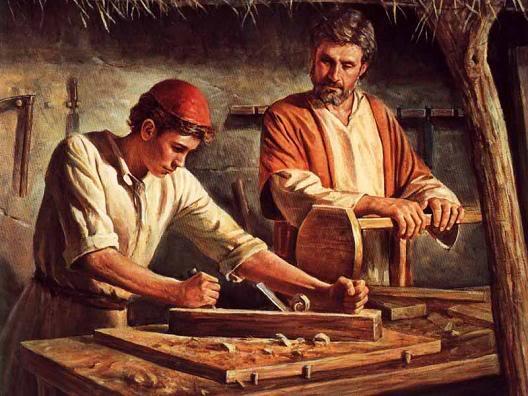 Tukang Kayu dan Majikan