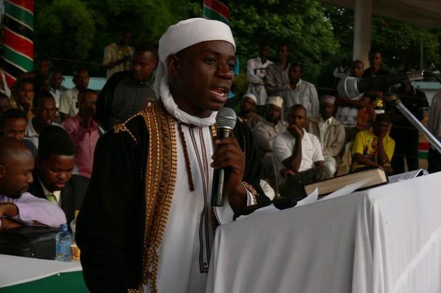 Ustadz Syarifuddin Khalifah