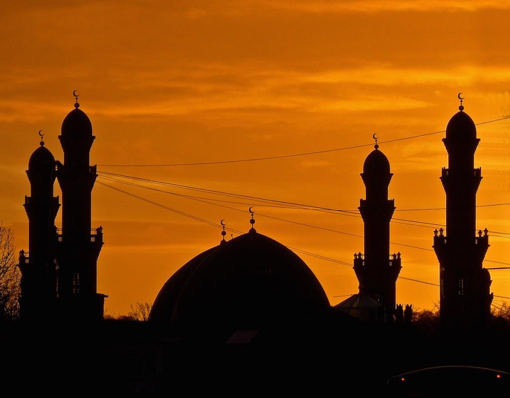 Masjid Pusat perubahan
