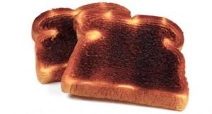 Gambar Roti Gosong