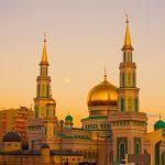Masjid di Moscow Keren