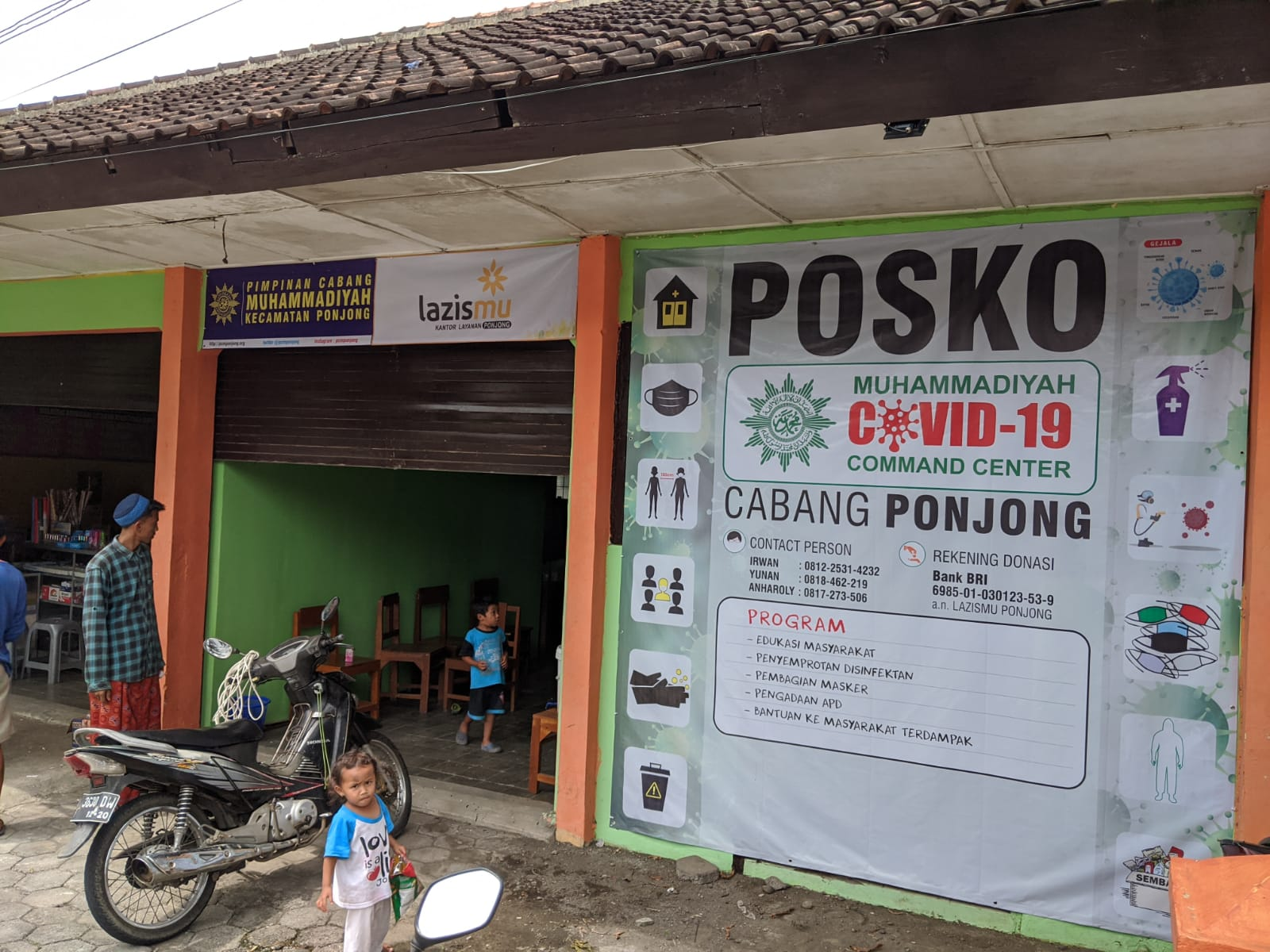 MCCC Ponjong